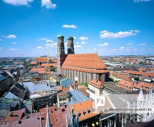 Frauenkirche. Munich. Germany