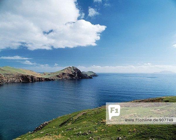Cape São Lourenço  Küstenbereich. Insel Madeira. Portugal