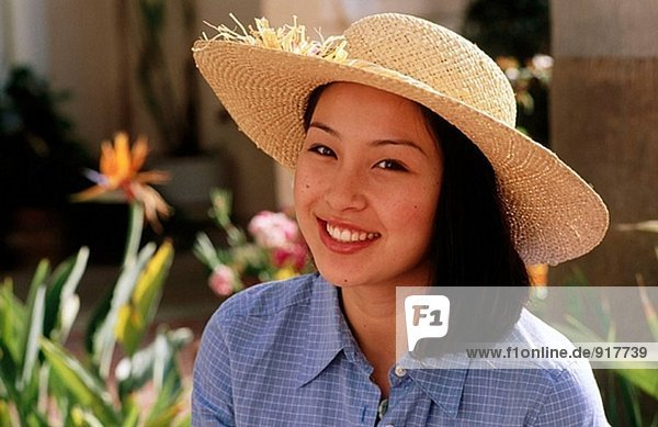 Asian junger Erwachsener