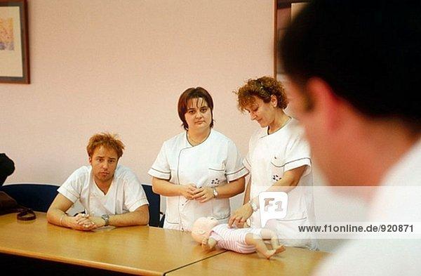 Pädiatrische training