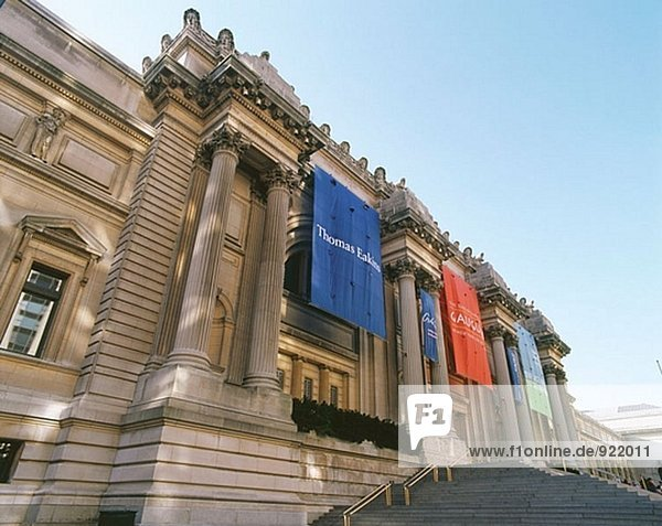 Metropolitan Museum of Art. Manhattan. New York City. USA