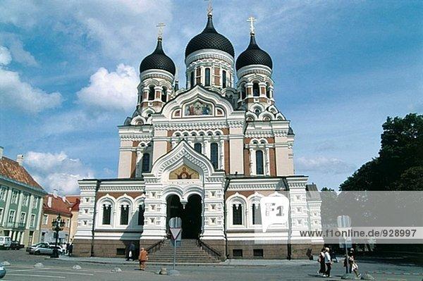 Alexander-Newski-Kathedrale. Tallinn. Estland