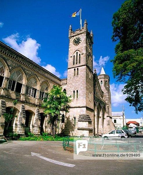 Parliament buildings. Bridgetown. Barbados