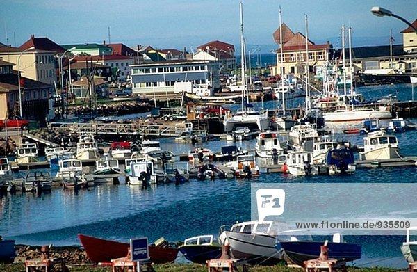 Hafen französisch Heiligtum Kanada Pierre