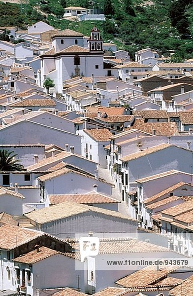 Andalusien Cadiz Grazalema Spanien