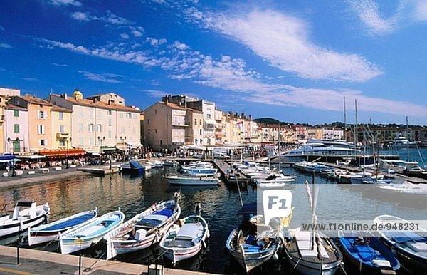Saint Tropez. Cote d D´Azur. Frankreich