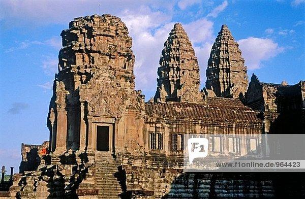 Angkor Wat. Angkor. Siem Reap. Cambodia