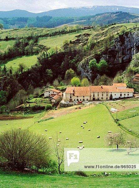 Guipuzcoa Spanien Valle