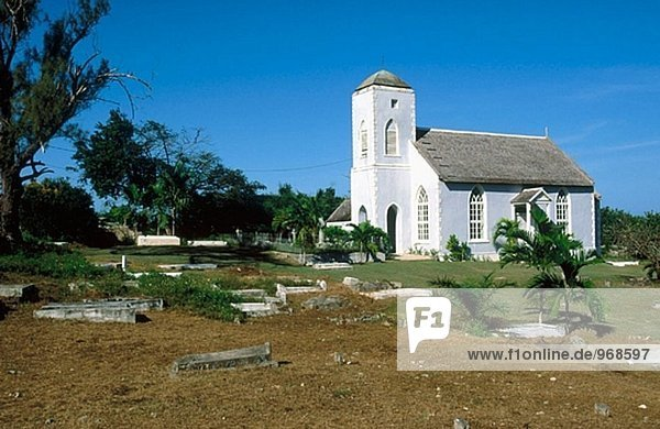 Anglikanische Kirche von Rio Bueno  Jamaika