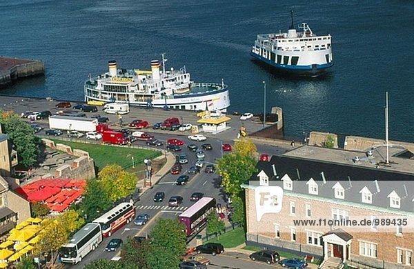 Québec City. East Canada.