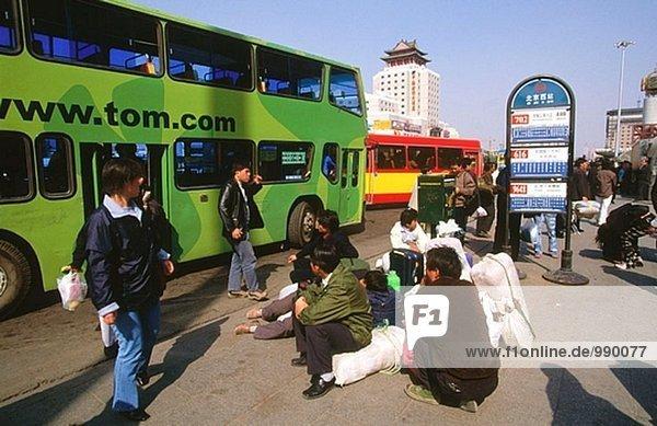 Peking. China.