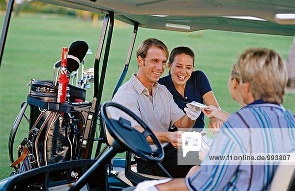 Golf-Freunde