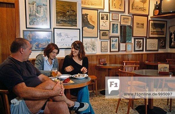Bar Melitón. Cadaqués. Catalonia. Spain.