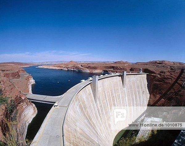 Lake Powell. Glen Canyon National Recreation Area. Arizona. USA