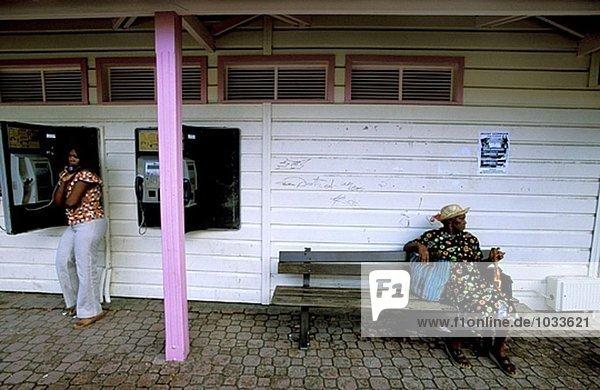 Sint Maarten. Niederländische Antillen