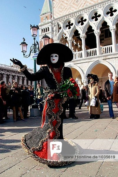 Karneval. Venedig. Italien