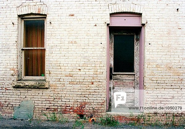 Außenaufnahme Gebäude alt