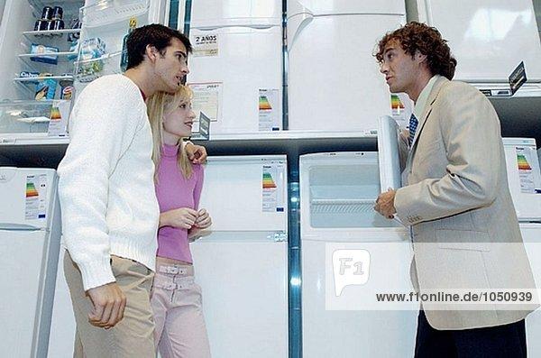 Kauf einen Kühlschrank
