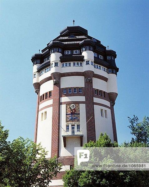 Deutschland  Mönchengladbach  Niederrhein  Nordrhein-Westfalen  Wasserturm