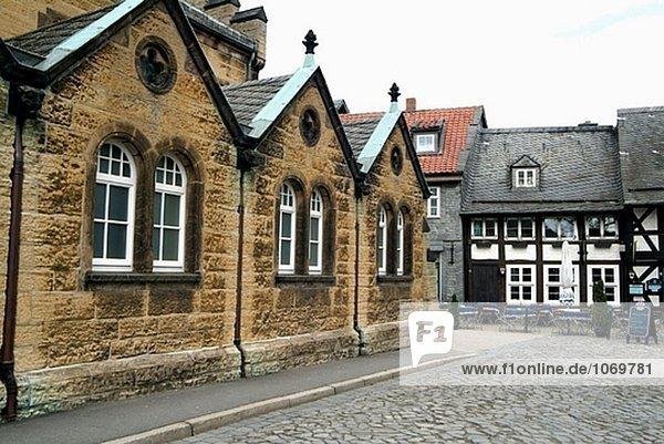 Goslar. Lower Saxony  Germany Goslar. Lower Saxony, Germany