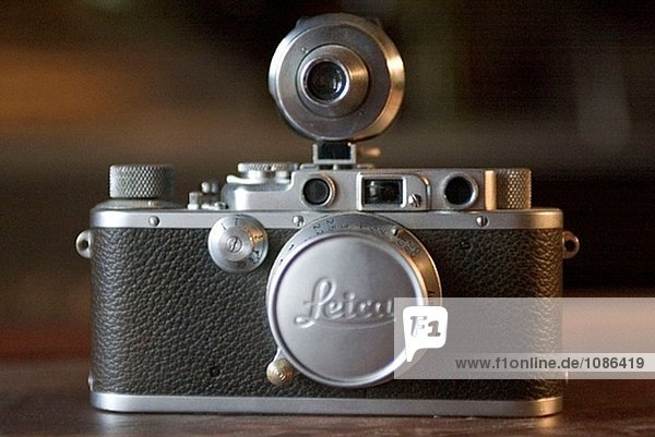 Alte Leica Fotokamera
