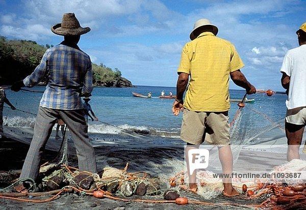 Anse Noir. Martinique (französische Département D´outre Mer - DOM). Französische Antillen. Frankreich. Karibik