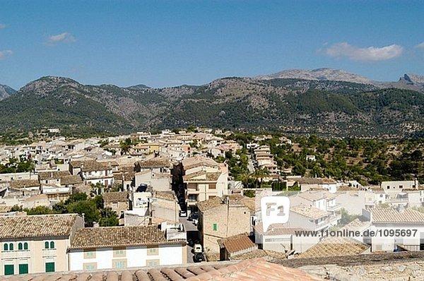 Kirche Balearen Balearische Inseln Glocke Mallorca Spanien