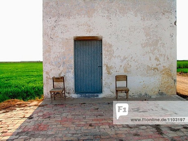 Stuhl Tür
