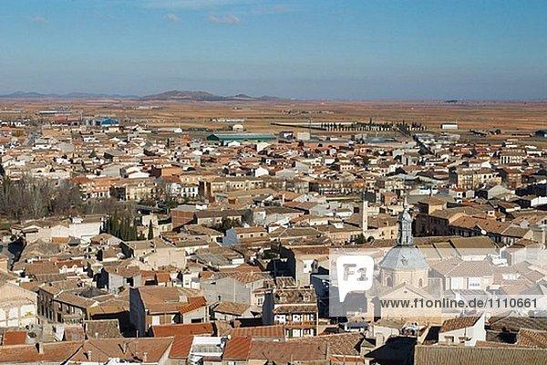 Consuegra. Provinz Toledo  Spanien