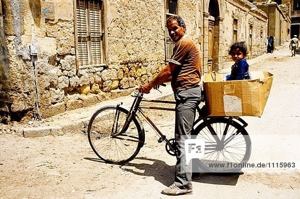 Stadt der Toten. Kairo. Ägypten
