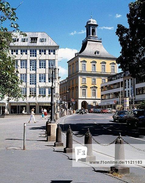 Deutschland  Bonn  Rhein  Nordrhein-Westfalen  Martin Platz