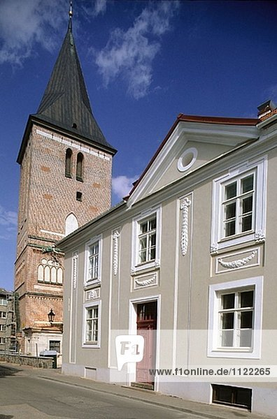 St. John´s Kirche (1330). Tartu. Estland.
