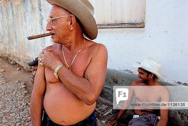 Trinidad de Cuba. UNESCO-Welterbe. Kuba