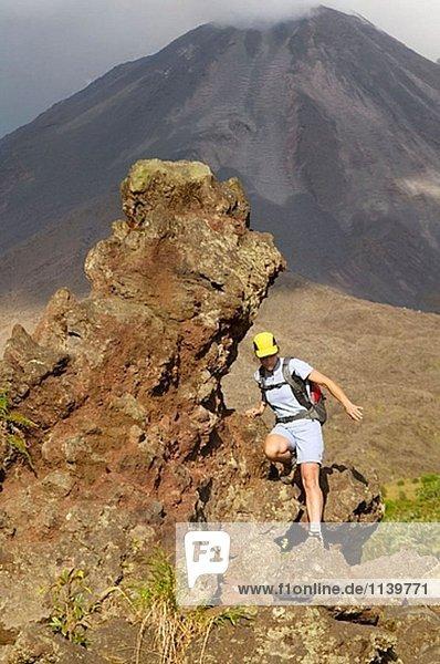 Wandern  Costa Rica  Vulkan Arenal