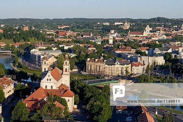 St. Raphael´s-Kirche  Vilnius. Litauen