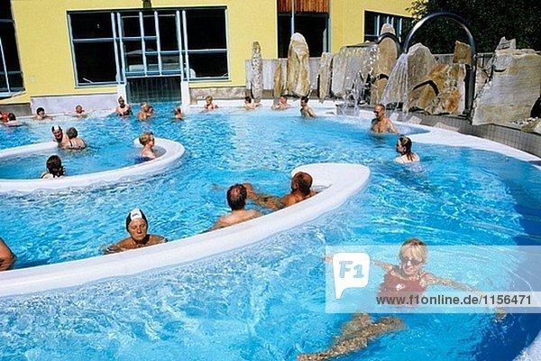Spa  Scuol. Schweiz