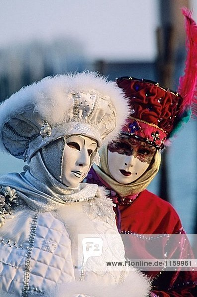 Carnival  Venice. Veneto  Italy
