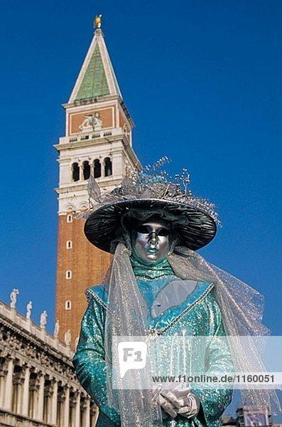 Karneval  Venedig. Veneto  Italien