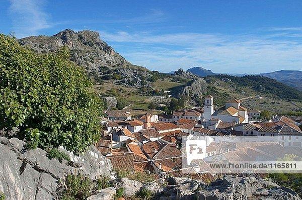 Andalusien Grazalema Spanien
