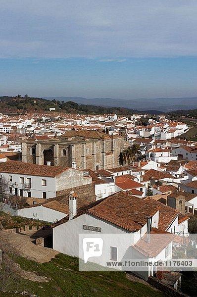 Church of the Assumption (16th century)  Aracena. Huelva province  Andalusia  Spain