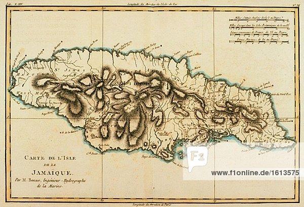 Große Antillen. Jamaika