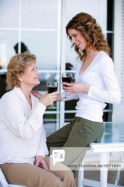 20's,30's,Alkohol,Alte Leute,Angesicht zu Angesicht