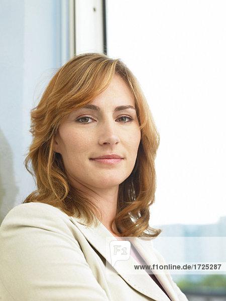 Porträt Geschäftsfrau