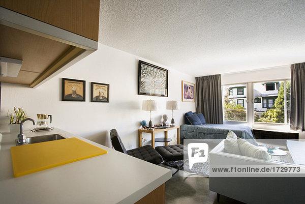 Lifestyle modern Apartment Loft