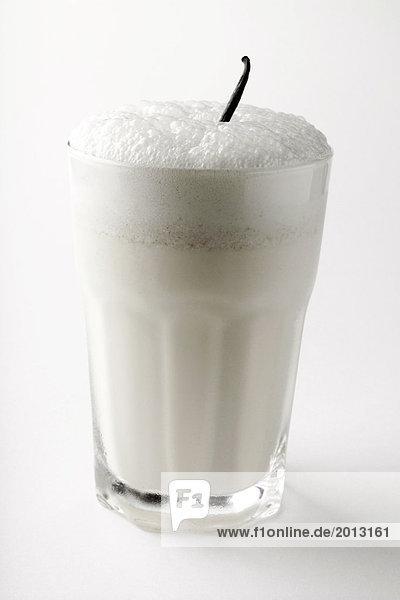 Vanille milkshake