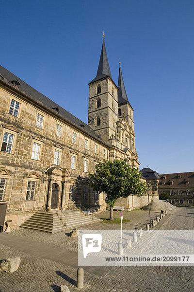Germany Bamberg  Benedictine cloister St.Michael