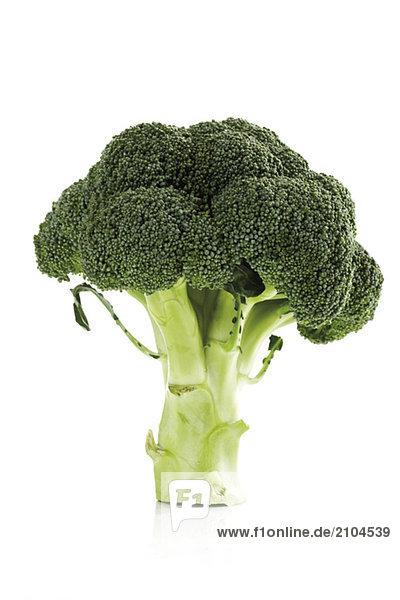 Nahaufnahme von Brokkoli