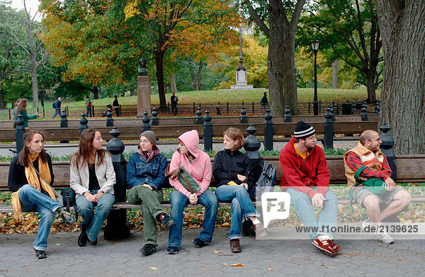 Central Park  New York  USA