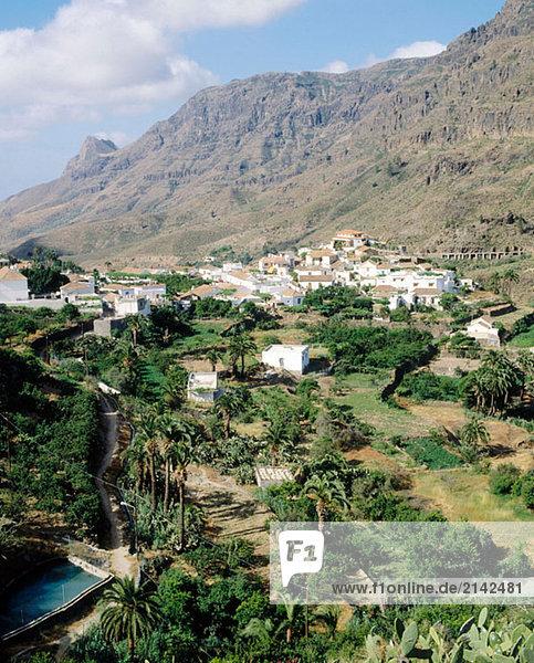 Kanaren Kanarische Inseln Großmutter Spanien