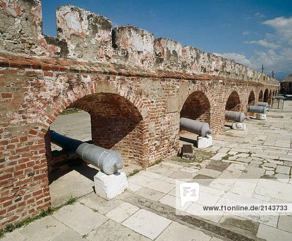 Charles Fort. Port Royal.Jamaika